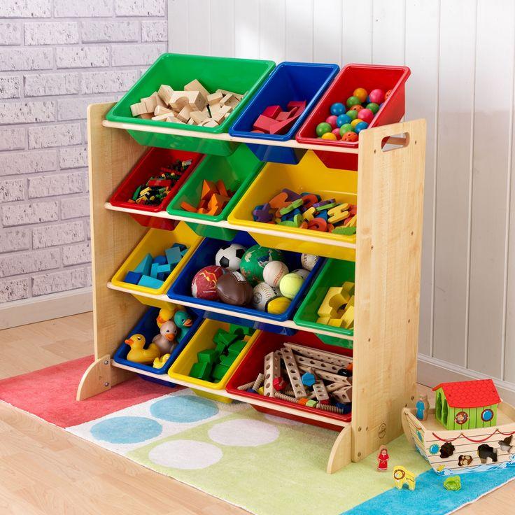 KidKraft Förvaringshylla | Barnrummet Barnmöbler | Jollyroom