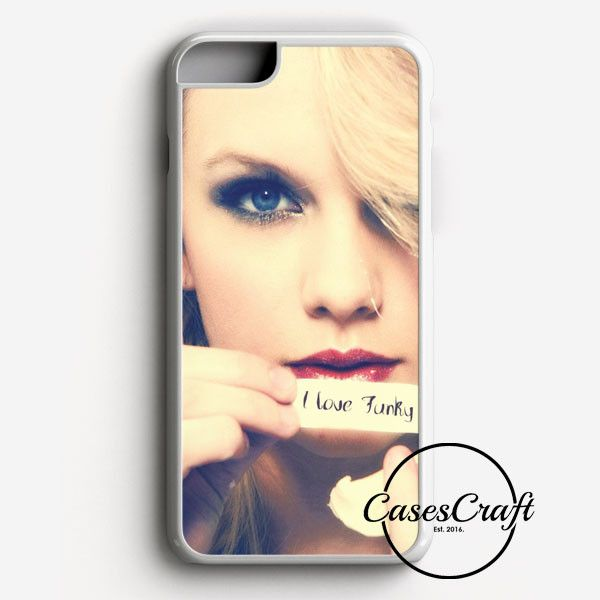 Taylor Swift Poster 1989 Cover Album Taylor Swift Singer iPhone 7 Plus Case | casescraft