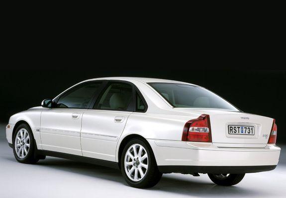 Volvo S80 T6 1998