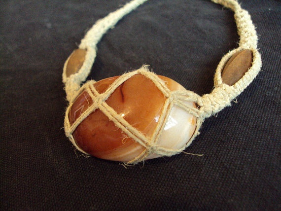 Natural Stone For Macrame