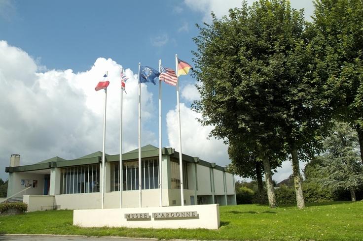 Musée d'Argonne à Varennes en Argonne.