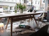 LYS VINTAGE | Familientisch ausziehbar Laminat weiß  | Shop