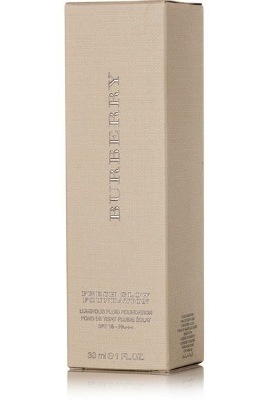 Burberry Beauty - Fresh Glow Foundation - Warm Honey No.38, 30ml - Neutral - one size