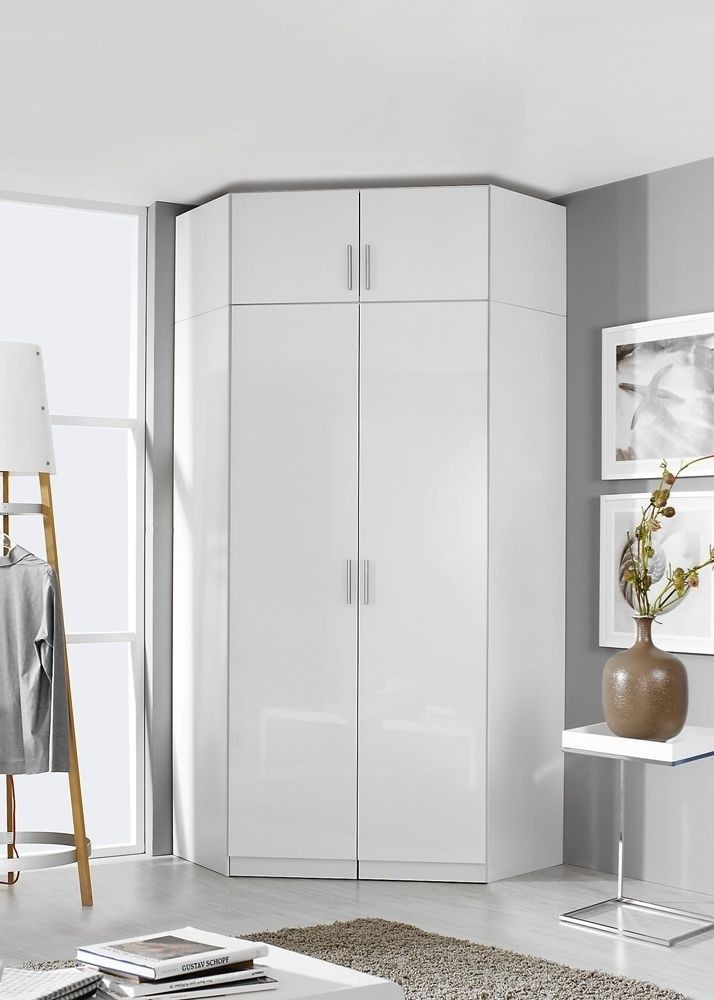 die 25 besten eckkleiderschrank ideen auf pinterest m bel f r kleine wohnungen garderoben. Black Bedroom Furniture Sets. Home Design Ideas
