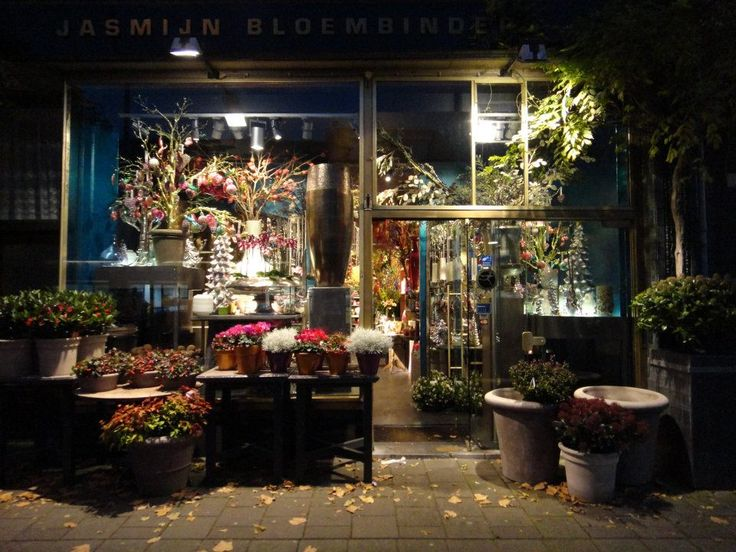 Pin by Arnold Wittkamp on flower shops in holland ...