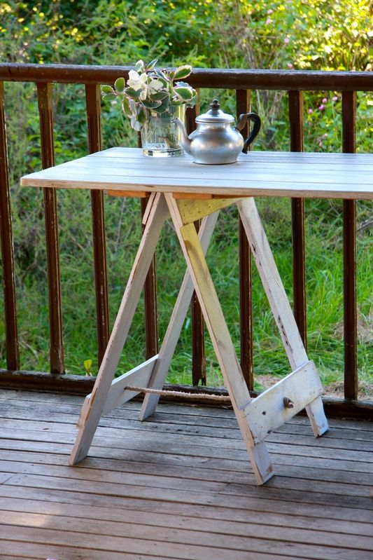 Trestle Tables - Dirty Old Town