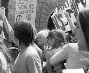 We Raise Our Voices: Women's Liberation, click through
