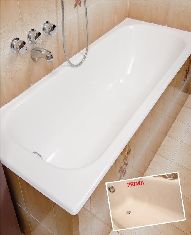 Rinnovare la vasca da bagno è fondamentale se si presenta opacizzata o con aloni che denotano l'erosione dello strato superficiale di smalto