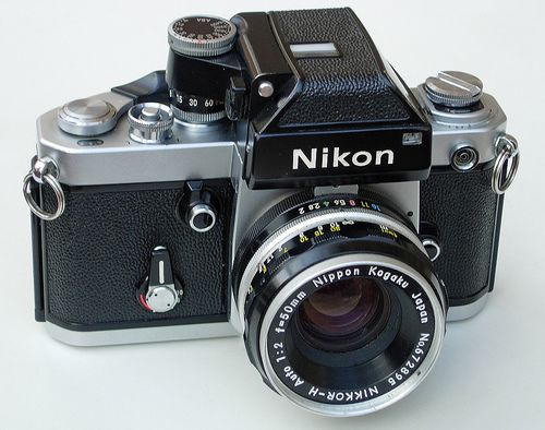 Nikon F2 is a 35mm film professional, mechanical shutter SLR system camera by manufactured by...