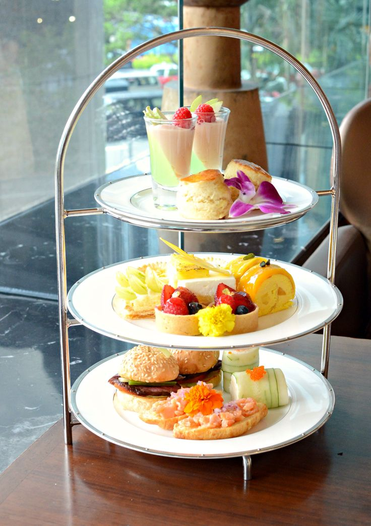 Twinings Afternoon Tea @ 香港萬麗海景酒店 The Lounge