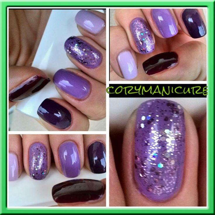 #nails #mani #nailart #me #glitter Visita il profilo di Corina su Pinterest.