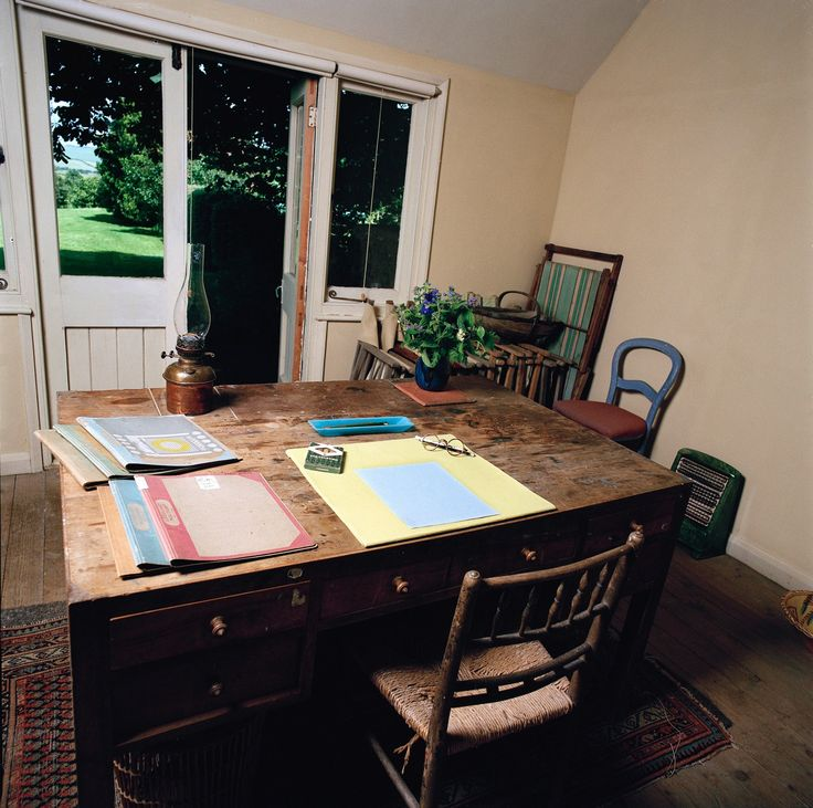 007 Best writers' sheds in pictures вдохновляет Writers