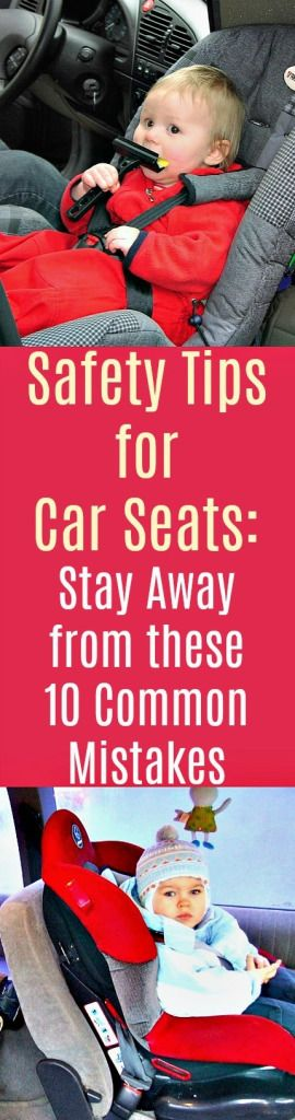 Safety Tips for Car Seats: Stay Away from These 10 Common Mistakes  https://www.urbannaturale.com/safety-tips-for-car-seats-stay-away-from-these-10-common-mistakes/ For your child's #safety, it is critically important to select and install car seats carefully, and to follow strict guidelines when driving with your #child in a car seat. #car #carseats #baby #babies #driving #childsafety #caraccidents