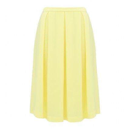 Gwen pleated midi skirt from @forevernew @westfieldnz #backtowork