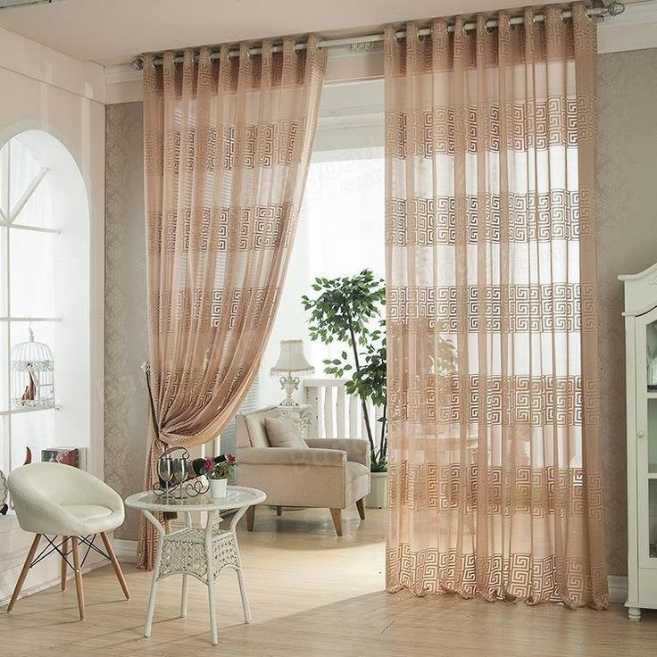 Best 20+ Sheer Curtains Bedroom Ideas On Pinterest