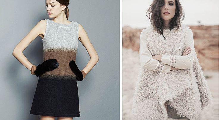 Moda española OI'15: Hoss Intropia y Lentejita - http://www.bezzia.com/moda-espanola-oi15-hoss-intropia-y-lentejita/