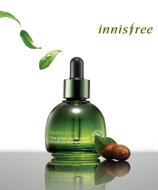 Innisfree The Green Tea Seed Oil | https://www.facebook.com/rioshopdn