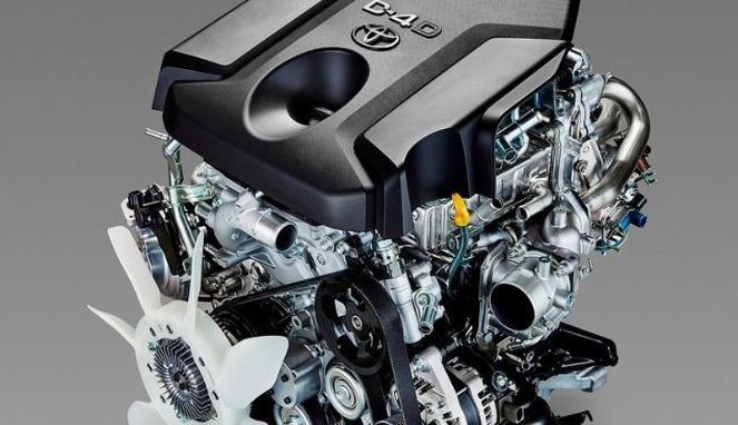 Mesin All New Kijang Innova Diesel Irit dan Tanpa Turbo Lag