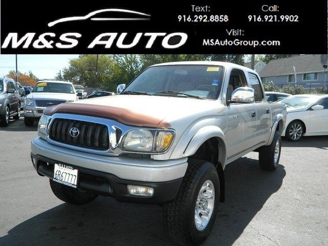 #HellaBargain 2002 Toyota Tacoma PreRunner - Sacramento's favorite car dealer since 1995! We can help with financing through Banks and Credit Unions - call for info 916-921-9902 or visit our website at www.MSAutoGroup.com. - SKU: 5TEGN92N52Z021118 - Price: $14,995.00. Buy now at https://www.hellabargain.com/2002-toyota-tacoma-prerunner.html