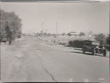 Junction 184 & 154 at Forbes Street Windsor before reconstruction. 1948
