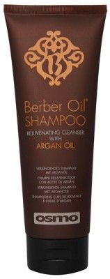 Osmo Berber Oil Shampoo Rejuvenating Cleanser with Argan Oil 75ml $6.78 - Repairs hair after dying, adds body, strengthens and repairs