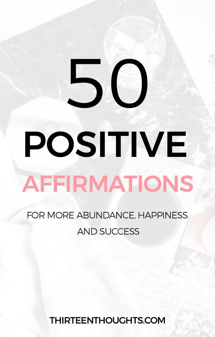 50 Positive Affirmations #affirmations #selfgrowth #positivity #selflove #happiness #mindfulness #lifestyle #lbloggers #bloggers  via @Paula13t
