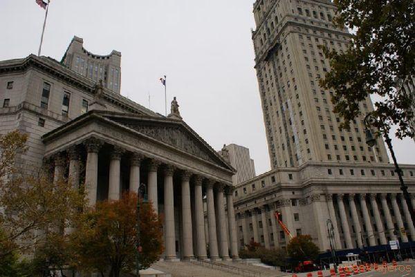 Palacio de Justicia - Nueva York - USA