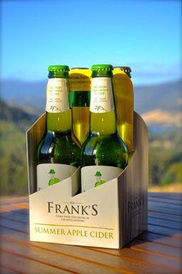 Frank's Cider, Tasmania.