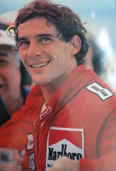McLaren - Ayrton Senna