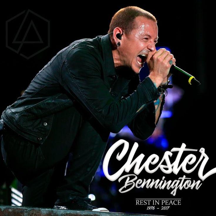fez parte da trilha sonora da minha vida, Descanse em paz Chester Bennington.