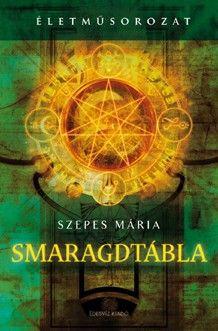 A Smaragdtábla, Szepes Mária egyik legfontosabb műve, megkísérli összevetni az ősi hagyomány és a modern természettudomány egymást kiegészítő szoros összefüggéseit.