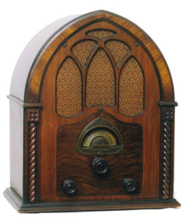 66 Best Images About Cathedral Radios On Pinterest