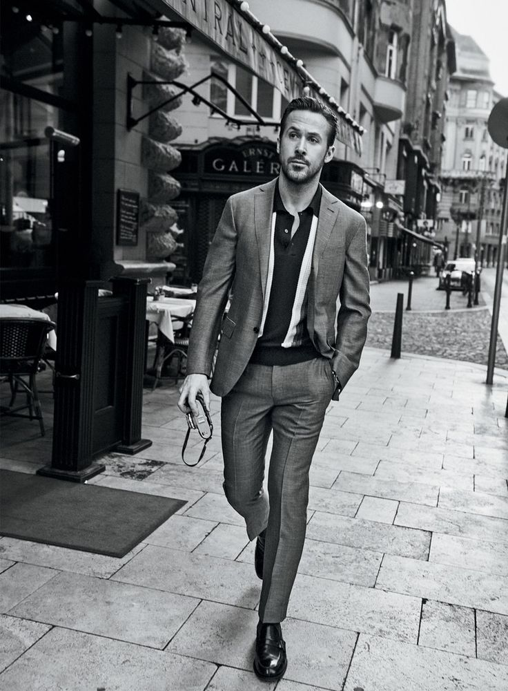 GQ Ryan Gosling