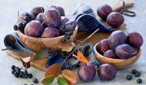 Plums: Nutrition Facts