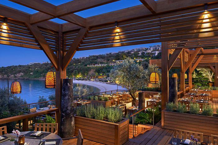 Mandarin Oriental Hotel, Bodrum. Turkey