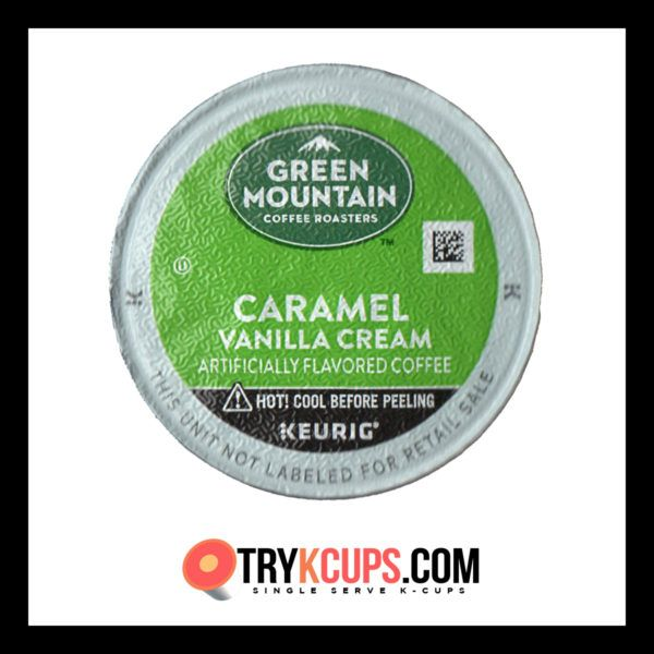 Caramel Latte Coffee Bean Flavor: Green Mountain Coffee Roasters • Caramel Vanilla Cream K