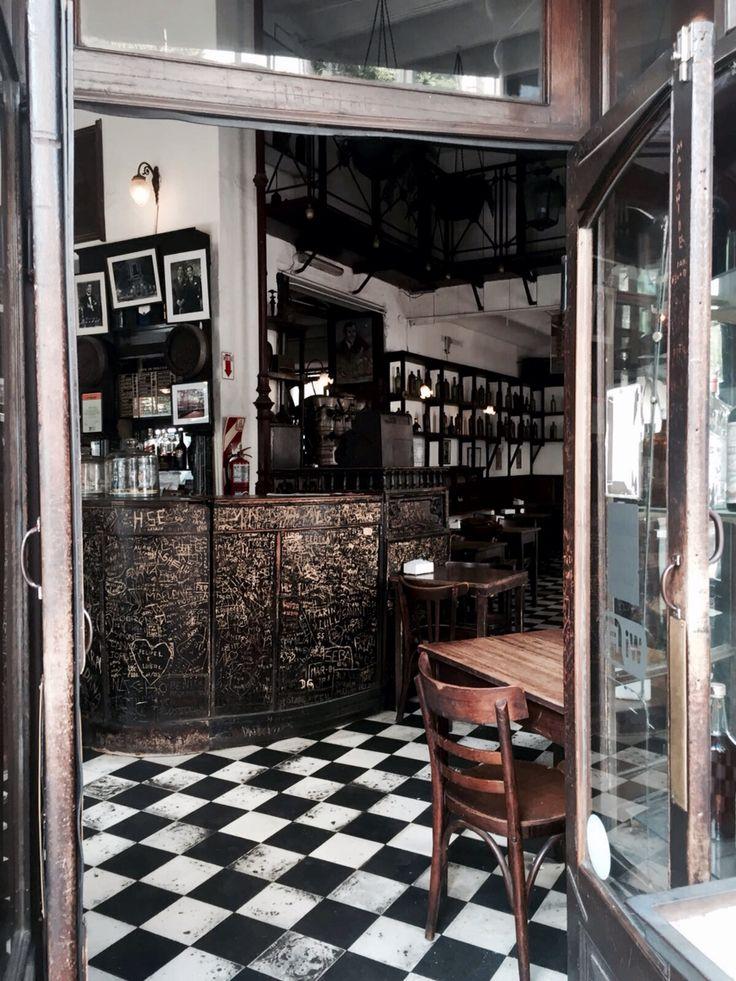 Petit café à San Telmo * Buenos Aires * Argentina