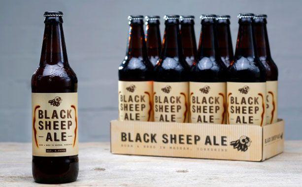 We reviewed Black Sheep Ale!