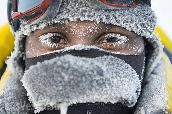 Американские морпехи замерзли на учениях у границ России