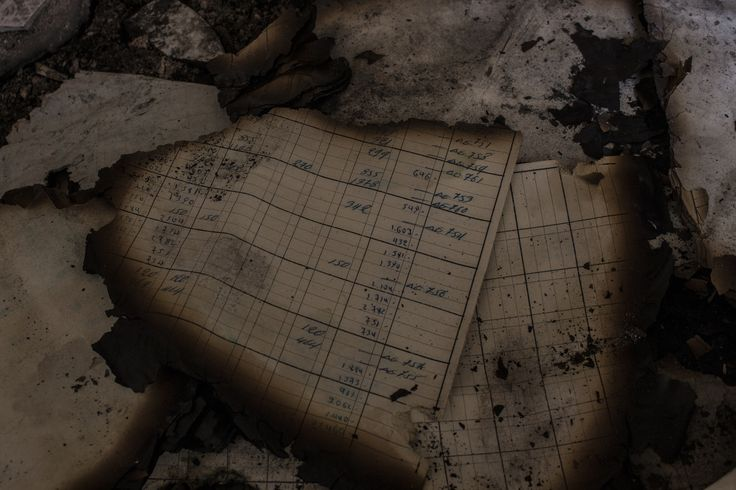 Abandoned Sanatorium by Fotini Tsafa