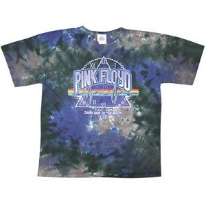 Pink Floyd - Ticking Away Tie Dye T-Shirt - $18.99  Time is ticking away on this Pink Floyd Tie Dye T-Shirt. This new design is officially licensed Pink Floyd merchandise.