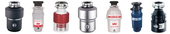 sink disposal comparisons