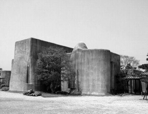 togo murano - tanimura art museum,  itoigawa, nigata, japan, 1983