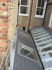 victorian side return extension - Google Search