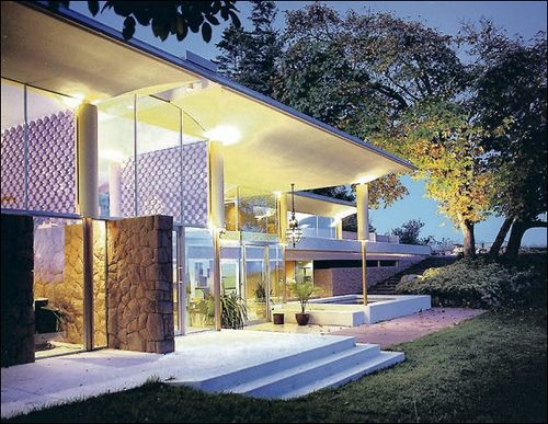 149 best mid century modern curb appeal images on for Best house design vancouver