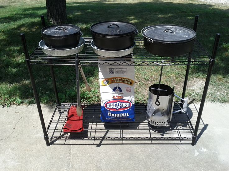Dutch Oven Cooking & Baking