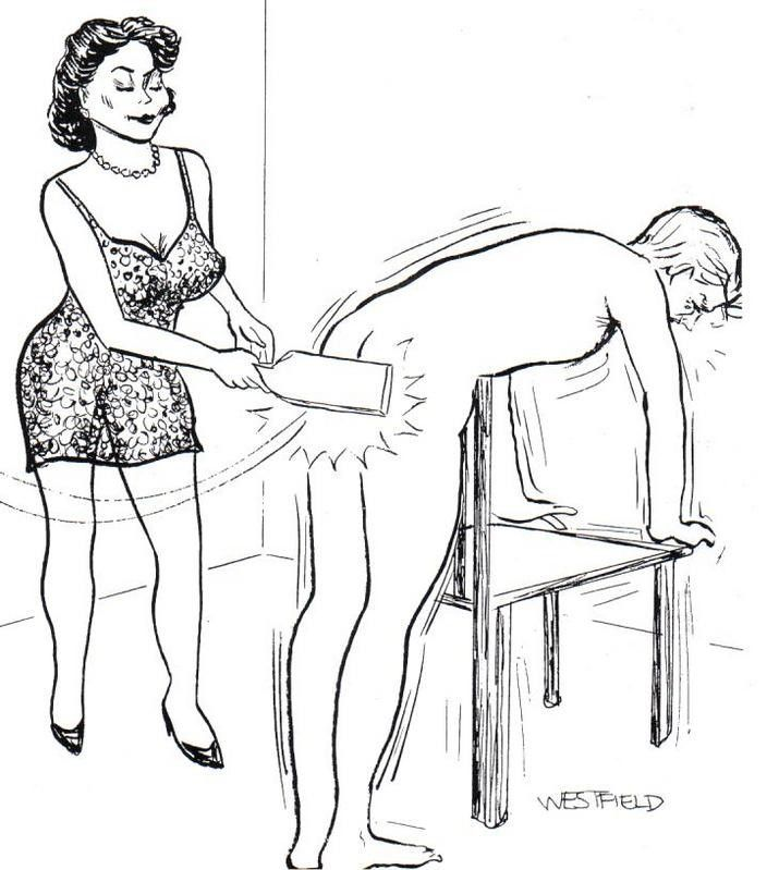 How could how properly spank wife