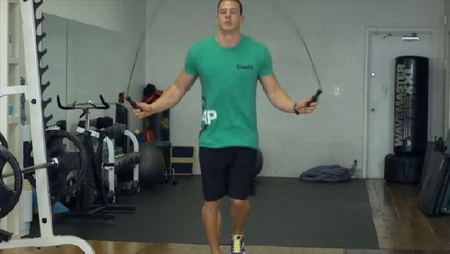 Beginning Boxing Jump Rope Routine (Video)   LIVESTRONG.COM