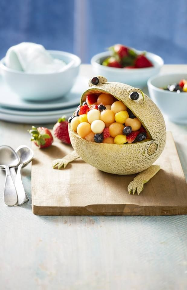 Clever fruit bowl from Better Homes and Gardens Australia.
