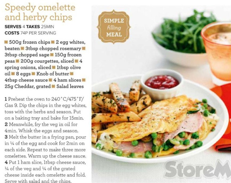 Grande Pizza Omelet Recipe — Dishmaps